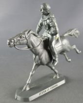 Thierry la Fronde - Premium Plastic figure - Jehan the thief on horse