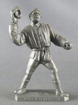 Thierry la Fronde - Premium Plastic figure - Martin le sabotier