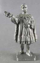 Thierry la Fronde - Premium Plastic figure - The King of  Navarre