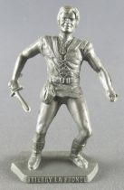 Thierry la Fronde - Premium Plastic figure - Thierry with knife