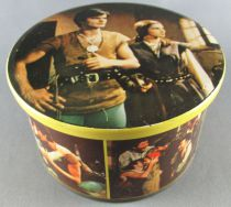Thierry la Fronde - Vintage Brochet Tin Candy Box - Thierry & Isabelle