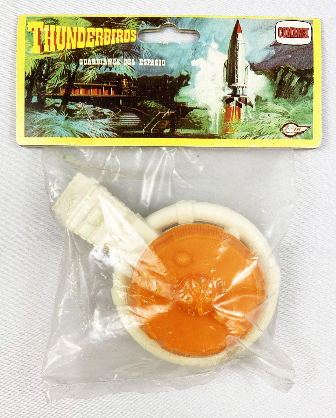 Thunderbirds - Comansi - TB5 Plastique 10cm (Neuf sous Sachet)