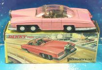 Thunderbirds - Dinky Toys Ref.100 - FAB1 Lady Penelope\'s Rolls Royce (Version 1) loose with box
