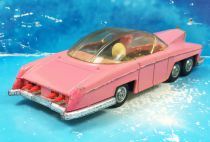 Thunderbirds - Dinky Toys Ref.100 - FAB1 Lady Penelope\'s Rolls Royce (Version 3 - Sieges Noirs) occasion
