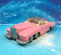 Thunderbirds - Dinky Toys Ref.100 - FAB1 Lady Penelope\'s Rolls Royce (Version 3) loose