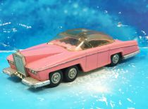 Thunderbirds - Dinky Toys Ref.100 - FAB1 Lady Penelope\'s Rolls Royce (Version 3 Black Seats) loose