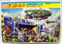 Thunderbirds - IMAI Model Kit - Excavator 01