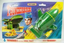 Thunderbirds - Matchbox - TB2 & TB4 Diecast Vehicles (Mint on Card)