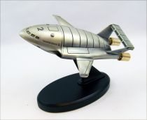 Thunderbirds - Matchbox - TB2 Pewter Model with Display