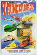 Thunderbirds - Matchbox - TB2 Pod Vehicules (neuf sous blister)
