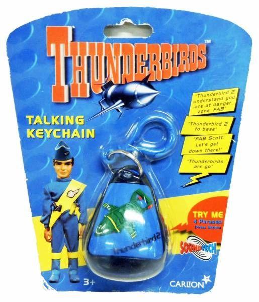 Thunderbirds - Vivid - Porte-clés Parlant TB2 #2