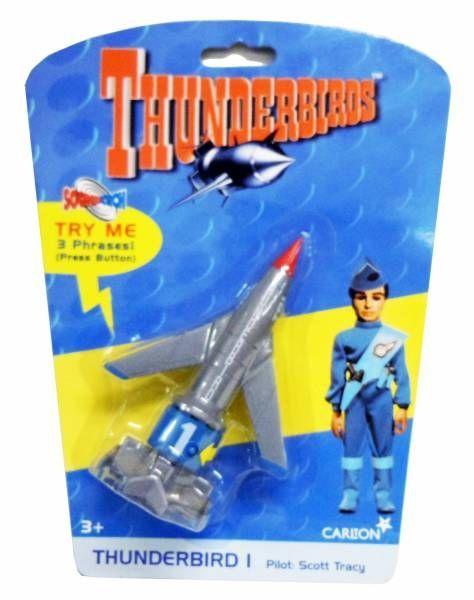 Thunderbirds - Vivid - TB1 Soundtech (neuf sous blister)