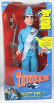 "Thunderbirds - Vivid Carlton -  Scott Tracy 12\"" talking action figure"