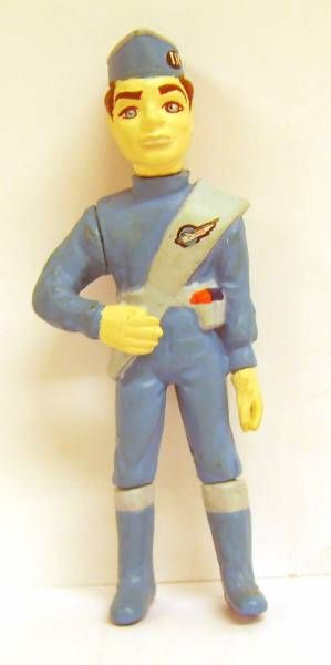 Thunderbirds - Yujin - Scott Tracy PVC figure to build