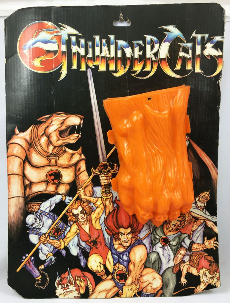 Thundercats -  Lionel\'s S.R.L. (Argentina) - Lion-O\'s Claw Shield