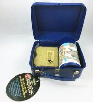 Thundercats - Aladdin - Promotional Plastic Lunch Box (w/Thermos & Audience Leeflet)