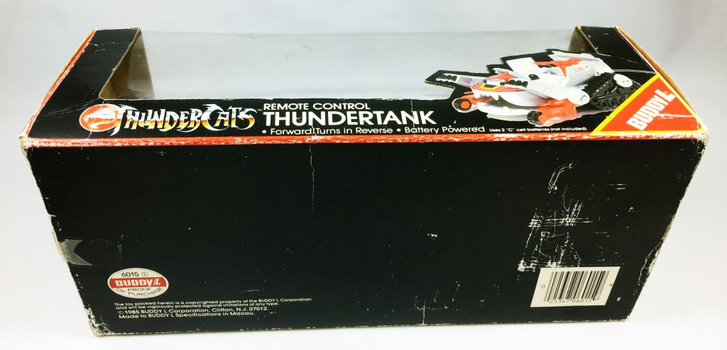 Thundercats - Buddy L - Remote Control Thundertank (loose with box)