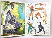 Thundercats - Grandreams - Cut Out & Activity Book