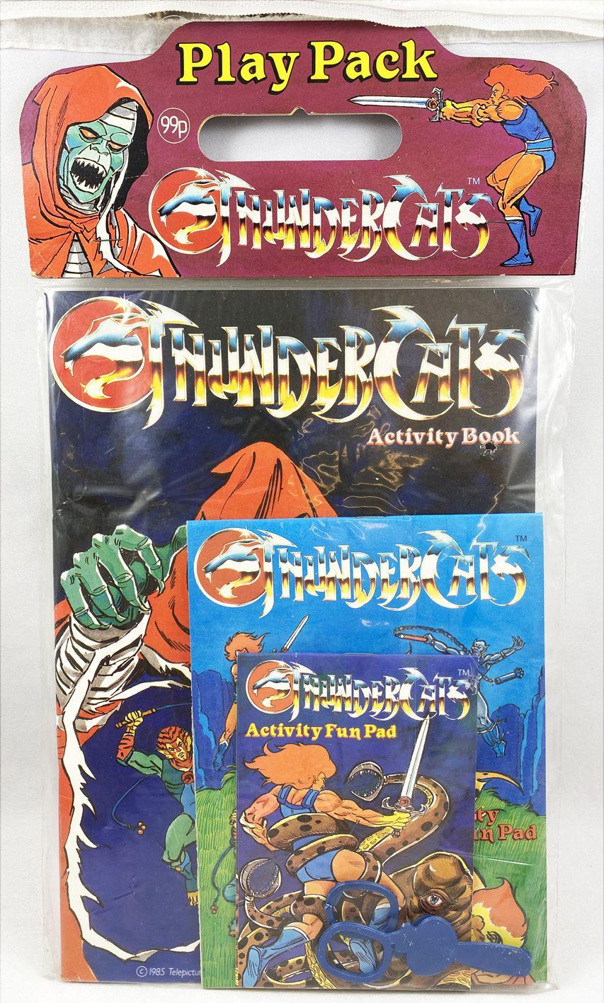 Thundercats - Grandreams - Play Pack (Activity Books)