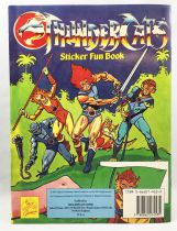 Thundercats - Grandreams - Sticker Fun Book #1
