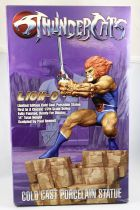 Thundercats - Hard Hero Cold Cast Porcelain Statue - Lion-O