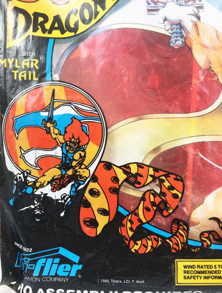 Thundercats - Hi-Flier - 30 Foot Dragon Kite Lion-O & Mumm-Ra