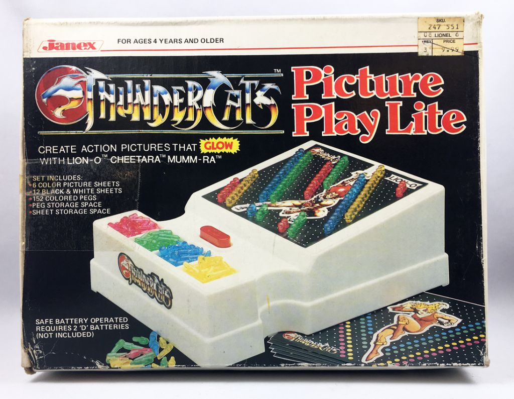 Thundercats - Janex - Picture Play Lite