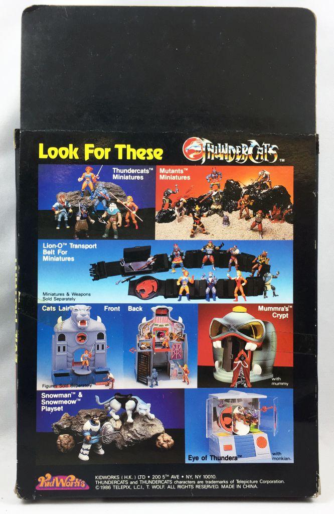 Thundercats - Kidworks - Thundercats & Evil Mutant Miniatu
