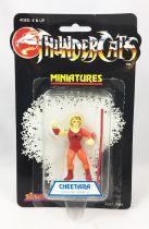 Thundercats - Kidworks Miniatures - Cheetara (mint on card)