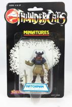 Thundercats - Kidworks Miniatures - Hatchiman (mint on card)