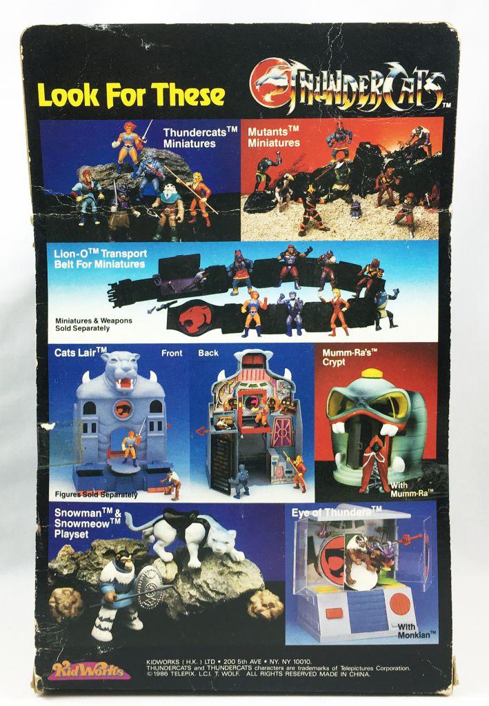 Thundercats - Kidworks Miniatures - Mumm-Ra\'s Crypt
