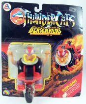 Thundercats - LJN - Berserker Ram Bam (mint on card)