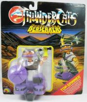 Thundercats - LJN - Berserker Top-Spinner (mint on card)