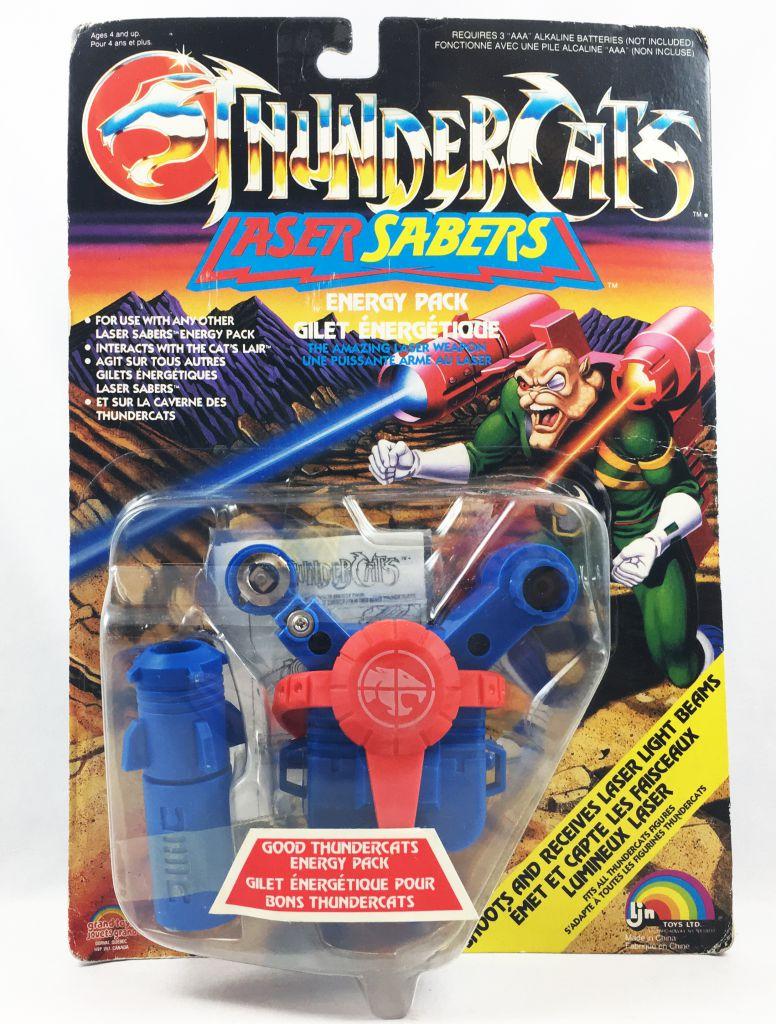 Thundercats - LJN (Grand Toys) - Laser Sabers - Enegy Pack (Blue Version)