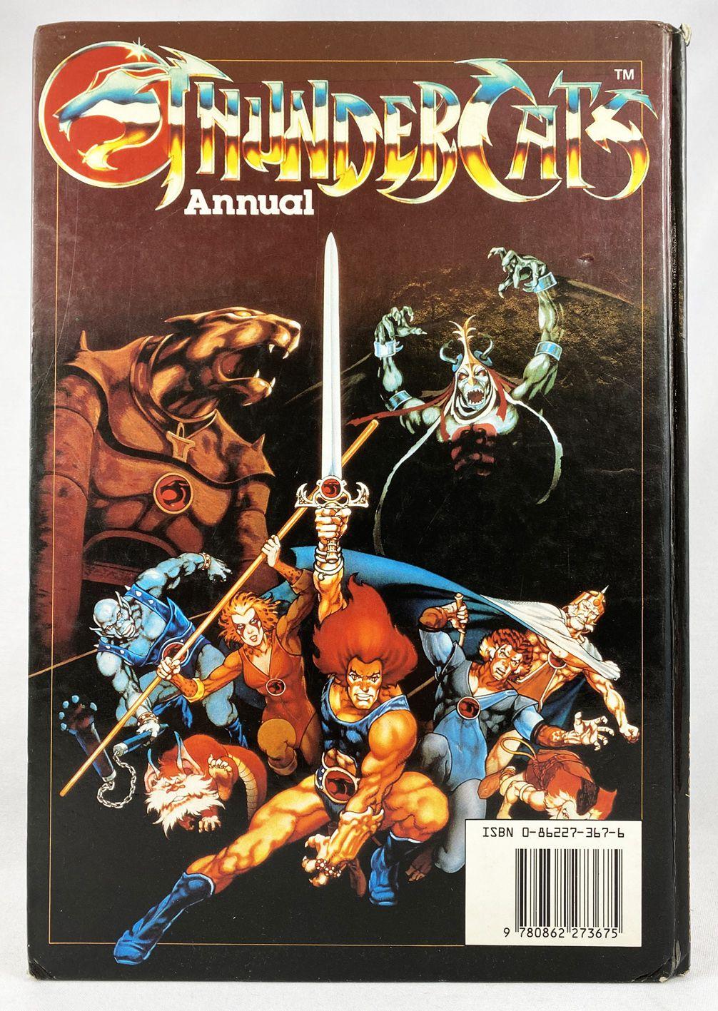 Thundercats - Marvel Comics Marvel Comics Annual 1985