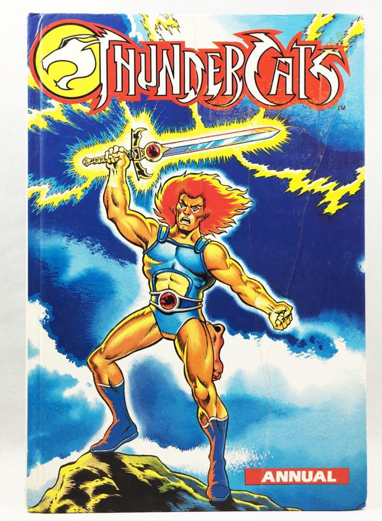 Thundercats - Marvel Comics Marvel Comics Annual 1989