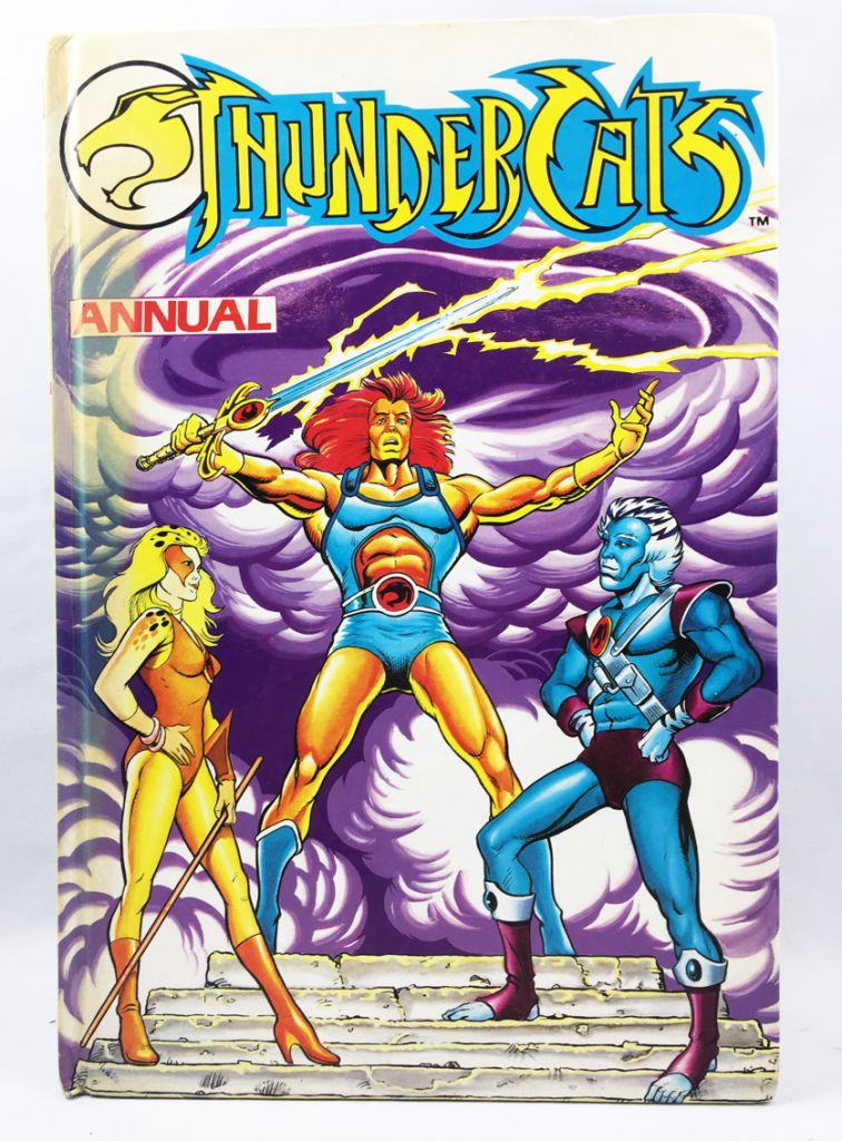 Thundercats - Marvel Comics Marvel Comics Annual 1990