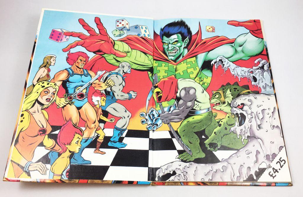 Thundercats - Marvel Comics Marvel Comics Annual 1991