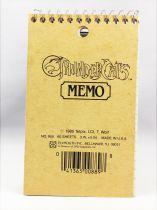 Thundercats - Mémo (Notepad) - Thundercats & Cat\'s Lair