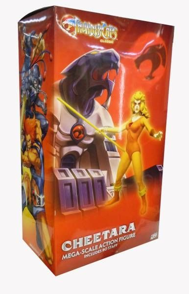 ThunderCats - Mezco - Cheetara Mega Scale Action Figure (14-Inch)