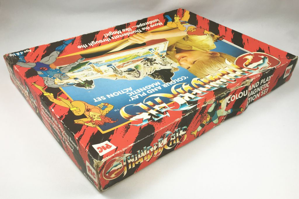 Thundercats - PIC - Colour and Play Magnetic Action Set