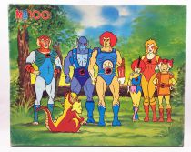 Thundercats - Puzzle MB 100 pieces - The Thundercats ref.3417-21)