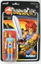 Thundercats - Super7 ReAction Figures - Lion-O
