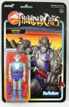 Thundercats - Super7 ReAction Figures - Panthro