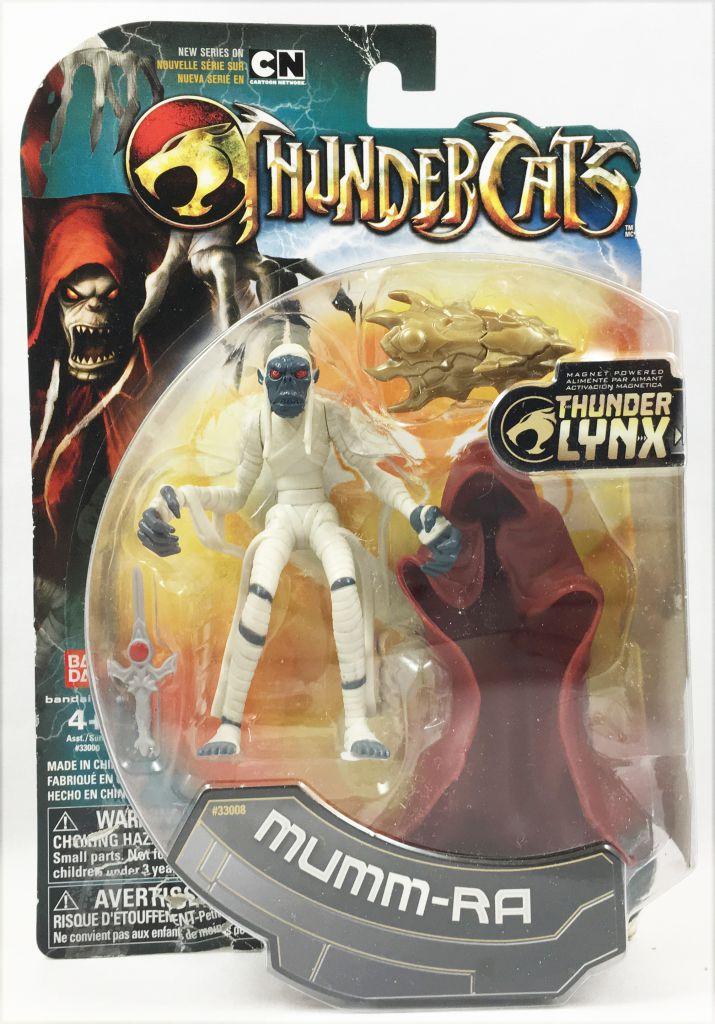 Thundercats (2011) - Bandai - Mumm-Ra (loose w/card)
