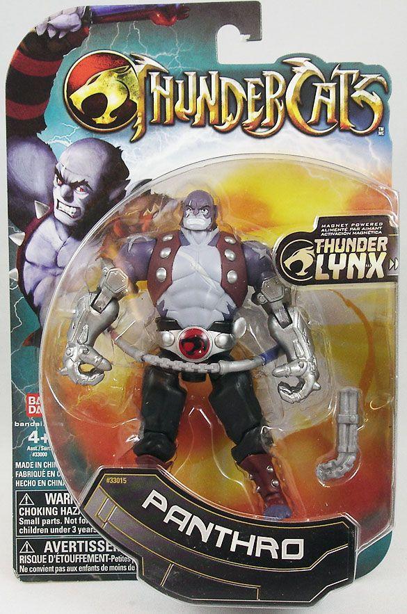 Thundercats (2011) - Bandai - Panthro v.2