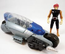 Thundercats (2011) - Bandai - ThunderRacer & Lion-O (loose)