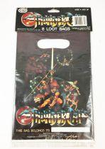 Thundercats (Cosmocats) - Betta Products Inc. - 8 Loot Bags (8 Sacs à Bonbon)