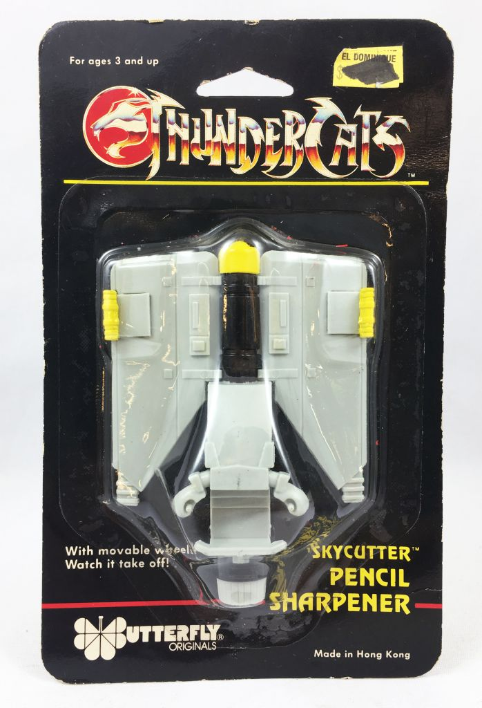 Thundercats (Cosmocats) - Butterfly Originals - Skycutter Pencil Sharpener (taille-crayon)