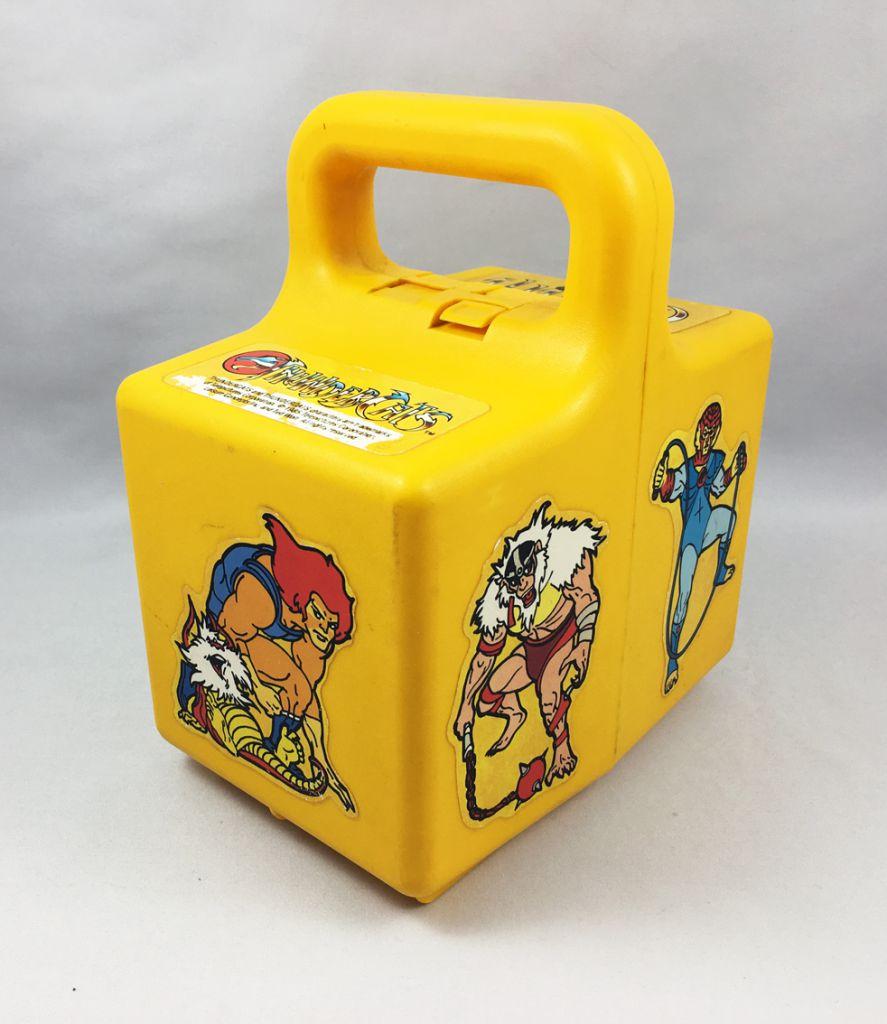 Thundercats (Cosmocats) - Cassette Carrier (Boite à Cassettes) Leisure Concepts Inc.